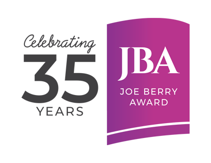 Joe Berry Award